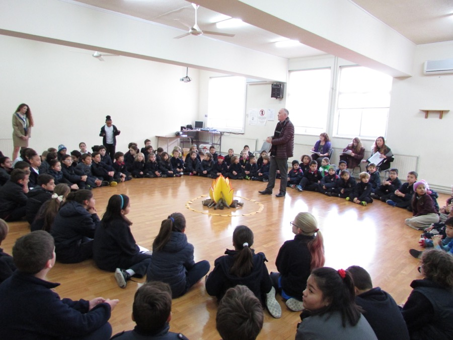 Girl Guides Assembly February 2017 (4)