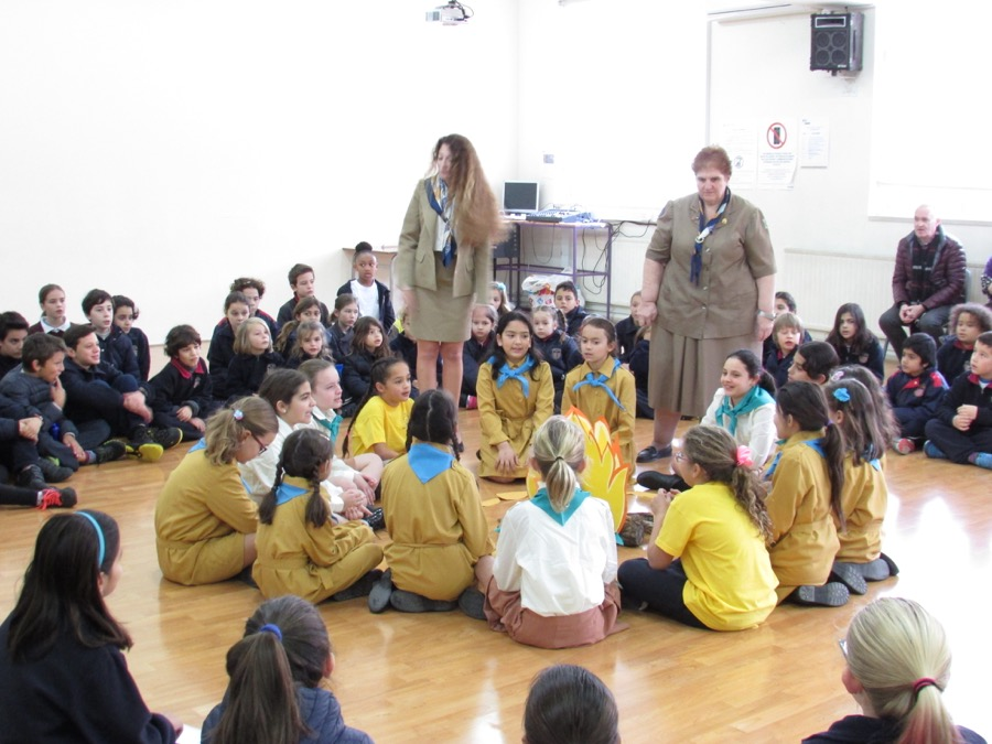 Girl Guides Assembly February 2017 (6)