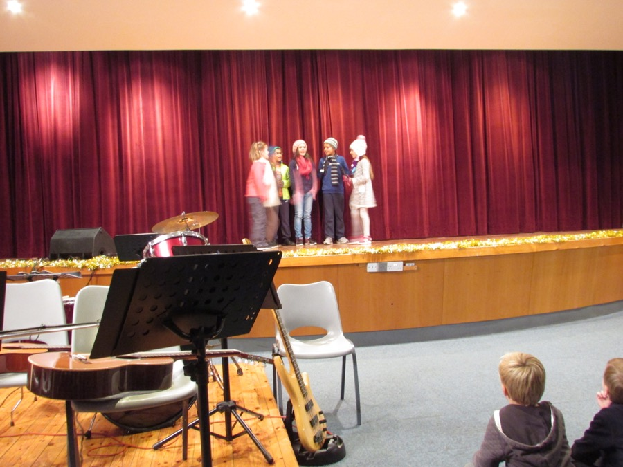 Primary Christmas Programme PTA Event December 2016  (35)