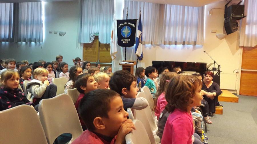 Pre-school Theatre November 2016 (5)