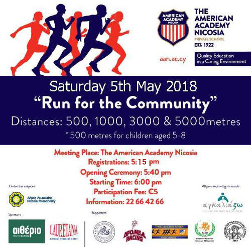 Run for the community 2